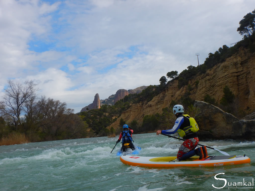 STAND UP PADDLE - PADDLE SURF (SUP) en Familia