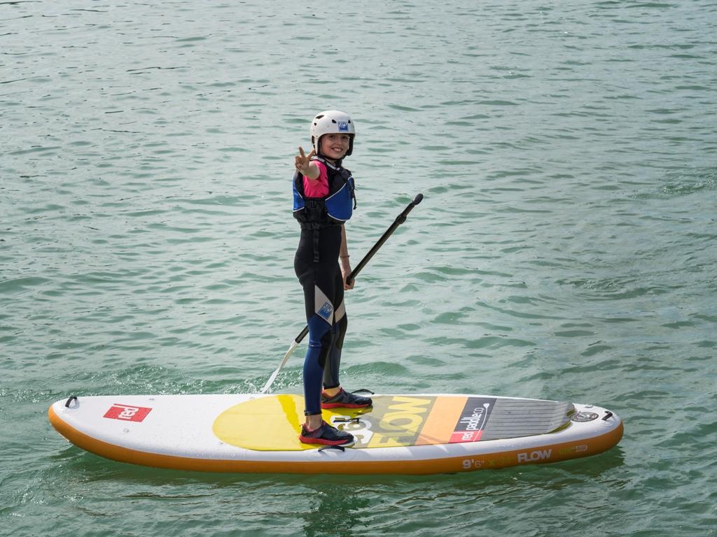 StandUp Paddle SUP Familia Murillo De gallego
